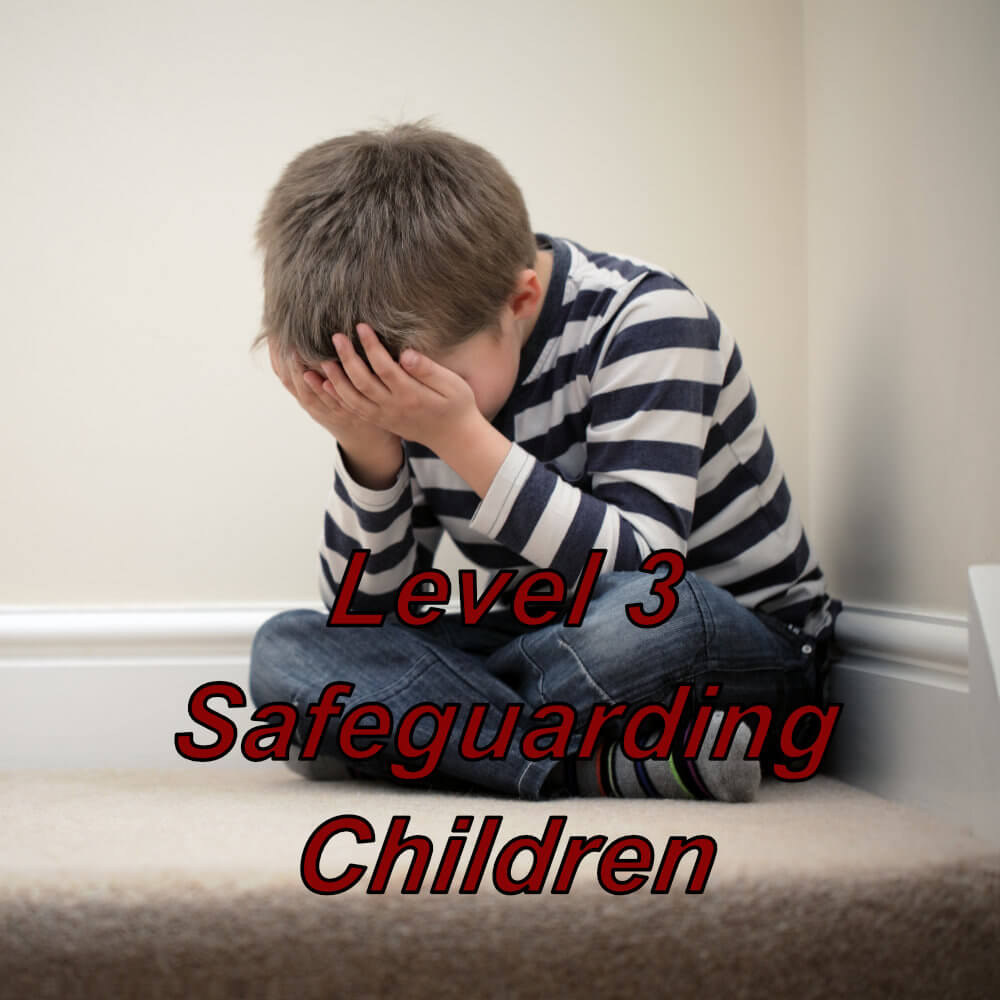 Level 3 safeguarding children training, cpd certified course